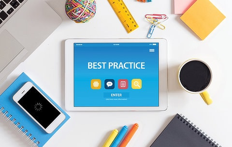 app design best practice