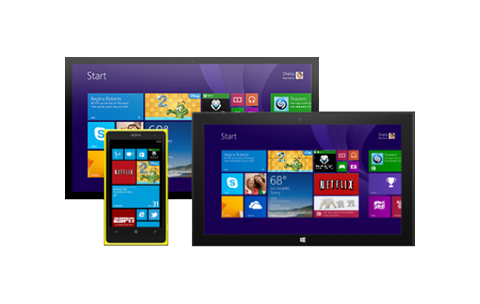 cross platform windows development