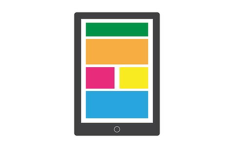 iPad UX UI