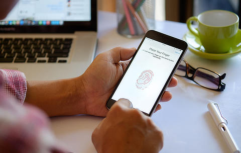 iphone fingerprint hardware